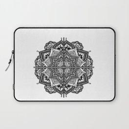 Mandala Fleur Laptop Sleeve