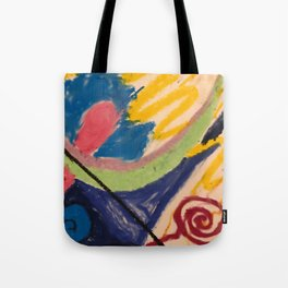 Kara - Energy Art Tote Bag