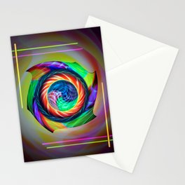 Abstract in perfection 121 Stationery Cards