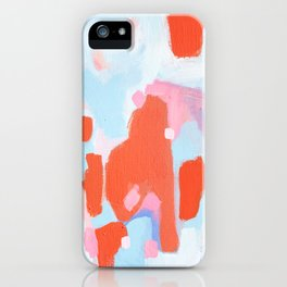 Color Study No. 11 iPhone Case