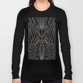 Pinstripe Pattern Creation 14 Long Sleeve T-shirt