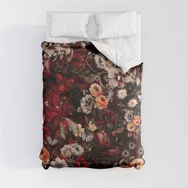 Night Garden Lava Comforters
