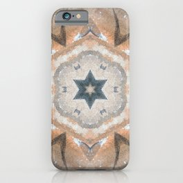 Bushfire Gum Medallion 6 iPhone Case