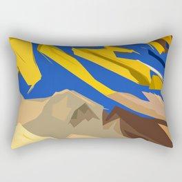 One Percent Rectangular Pillow