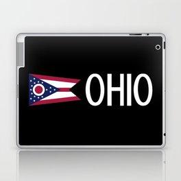 Ohio: Ohioan Flag & Ohio Laptop & iPad Skin