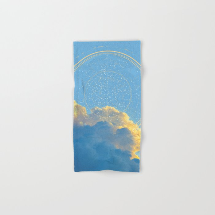 Create Your Own Constellation Hand & Bath Towel