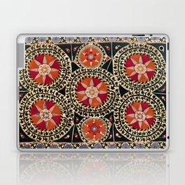 Katti Kurgan Suzani Uzbekistan Embroidery Print Laptop & iPad Skin