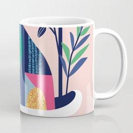 Elephant in the tub Coffee Mug