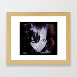 Visual Kei  Framed Art Print