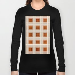 Ambient 11 Squares Long Sleeve T-shirt