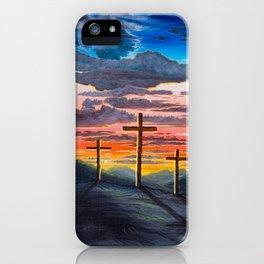 He is Risen iPhone Case