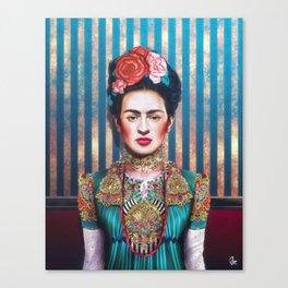 """Frida"" Canvas Print"
