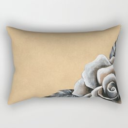 A Rose For My Love Rectangular Pillow