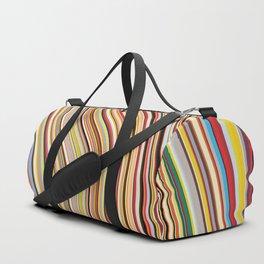 Old Skool Stripes - Flow Duffle Bag