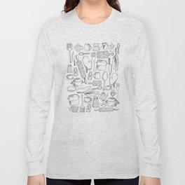 kitchen Long Sleeve T-shirt