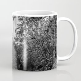 Black and white forest Coffee Mug