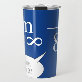 Dilemma Travel Mug
