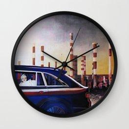 Contaminazione diffusa / Widespread contamination Wall Clock