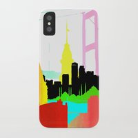 istanbul iPhone & iPod Cases featuring Istanbul by Duru Eksioglu