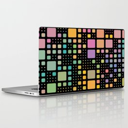 Pop Squares Laptop & iPad Skin