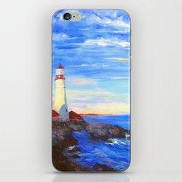 Maine Sky iPhone Skin