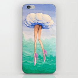 Escape from Reality part1 iPhone Skin