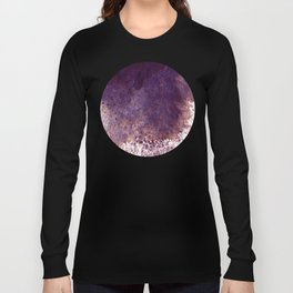 splattering, from the top Long Sleeve T-shirt