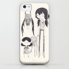 mar  iPhone 5c Slim Case