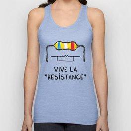 Vive la Resistance Unisex Tank Top
