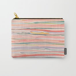 Loose Watercolor Lines 1 Carry-All Pouch