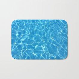 pool water Bath Mat
