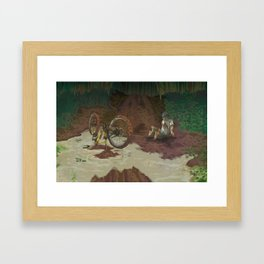 From Creek to Peak Framed Art Print
