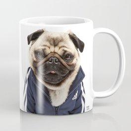 Squad Pug Coffee Mug