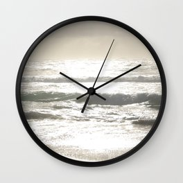 Sushine Camps Bay Beach Wall Clock