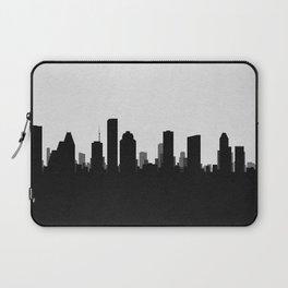 City Skylines: Houston Laptop Sleeve