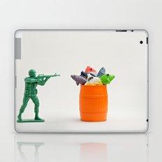 Like Shooting Fish In A Barrel Laptop & iPad Skin