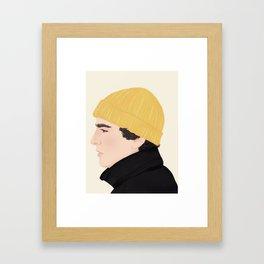 Skam | Jonas Vasquez Framed Art Print