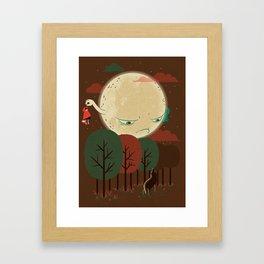 The G[RED] Escape Framed Art Print