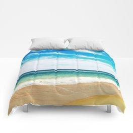 Ocean Beach Comforters