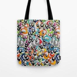 ooo Tote Bag