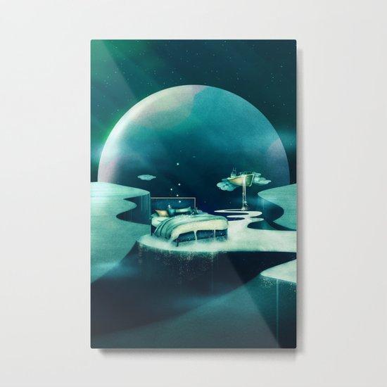 Slumber Metal Print