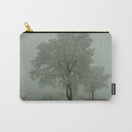 Winter Landscape - Austria Carry-All Pouch