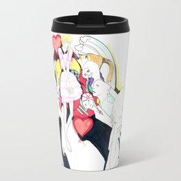 Whe love Fashion 2 Travel Mug