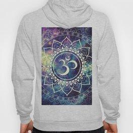 Om Mandala : Deep Pastels Galaxy Hoody