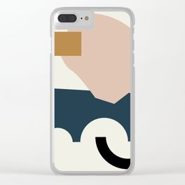 Shape Study #29 - Lola Collection Clear iPhone Case
