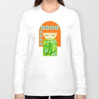 poison ivy Long Sleeve T-shirts featuring Poison Ivy by Kellyanne