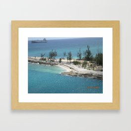 Bahamas Framed Art Print