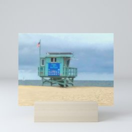 Safeguard House 21 Mini Art Print