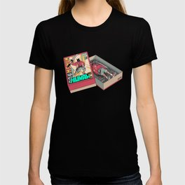 Cyber Human Gun-dam Toy T-shirt