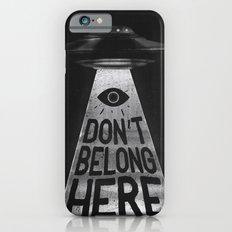 Because I'm a Creep iPhone 6s Slim Case